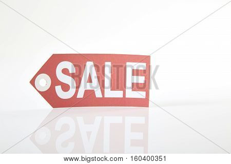 Red Sale Tag,  Business, Buy, Customer, Empty,