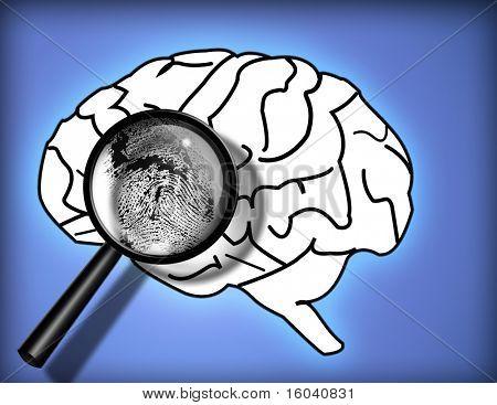 Brain Fingerprint - Identity - Personality - Analysis