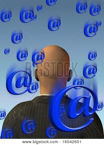 Email innundation