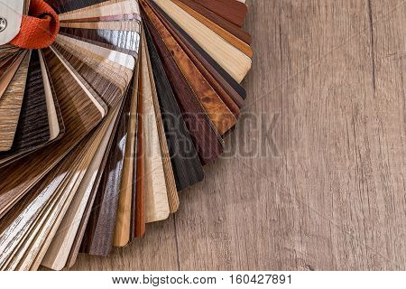 wood texture floor on a wooden Background