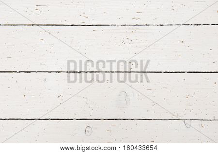 White background with old stylish wooden pattern
