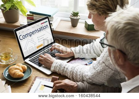 Senior Couple Compensation Agreement Concept