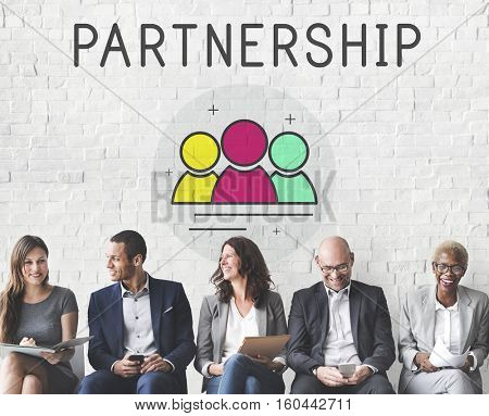 Cooperation Team Partnership Alliance Concept