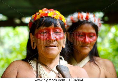 Amazon Indian Women