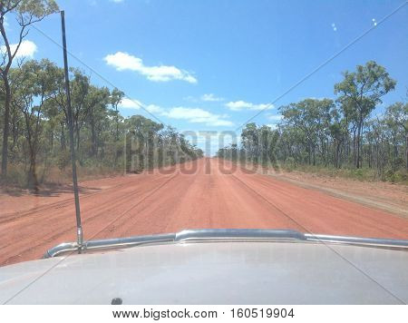Peninsula Development Rd Far Northern Queensland Australia, Cape York Roads