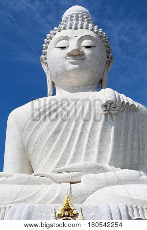 Temple of Big Budda in Phuket, Thailand