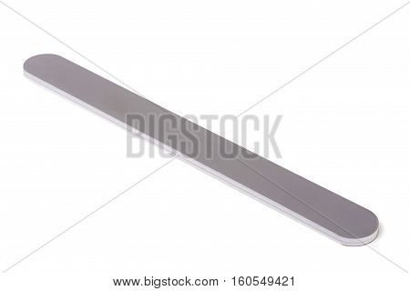 nail file isolated on a white background.