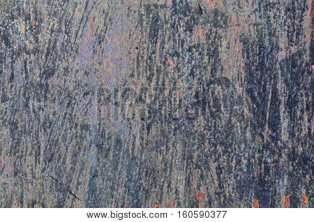 A grungy metal texture as a background