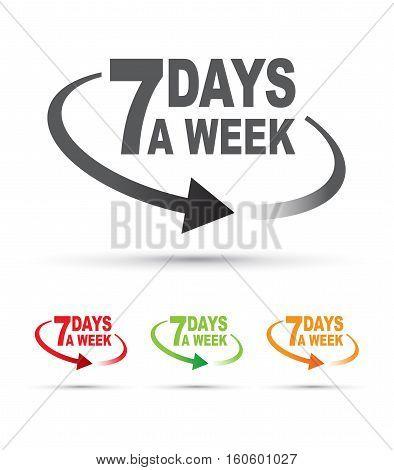Seven Days Set1 [converted].eps