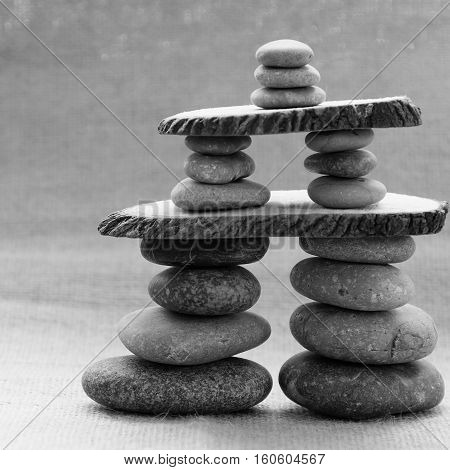 Stack Of Stones, Bond In Family Relationship