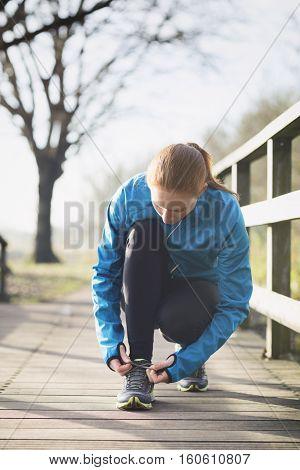 Preparing For A Run
