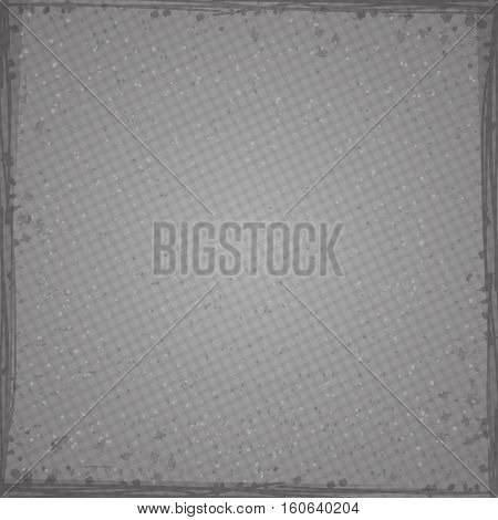 Retro and grunge background icon. Vintage texture old and wallpaper theme. Vector illustration