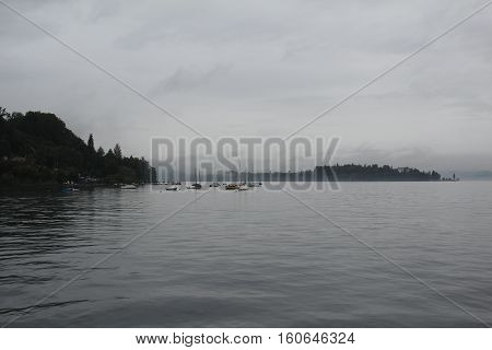 Lake Constance / Lake Constance (German: Bodensee)