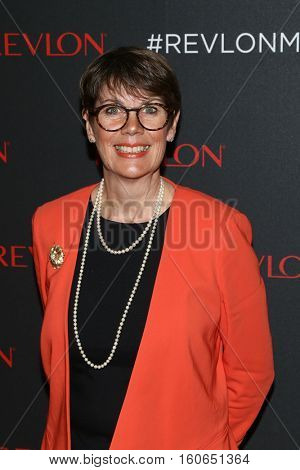 NEW YORK-DEC 01: Dr. Jill O'Donnell-Tormey attends Revlon's 2nd Annual Love Is On Million Dollar Challenge Finale Party at The Glasshouses on December 1, 2016 in New York City.