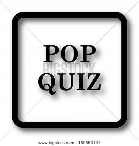 Pop Quiz Icon