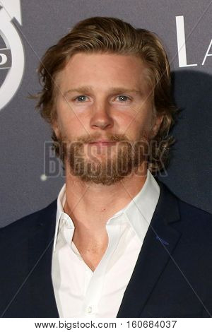 LOS ANGELES - DEC 6:  Thad Luckinbill, Trent Luckinbill at the