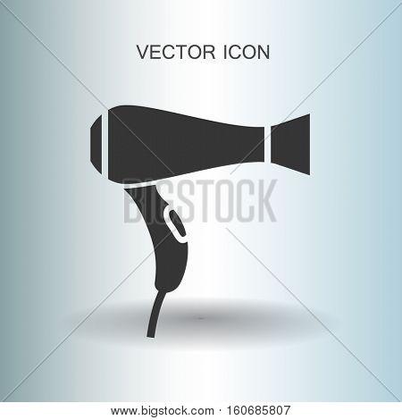 hairdryer icon vector illustration