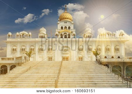 Gurudwara Bangla Sahib Is One Of The Most Prominent Sikh Gurdwar