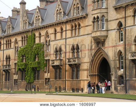 Christ Church Oxford University Oxford