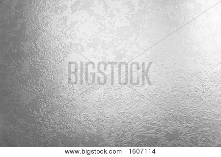 Dark Silver Glass Background
