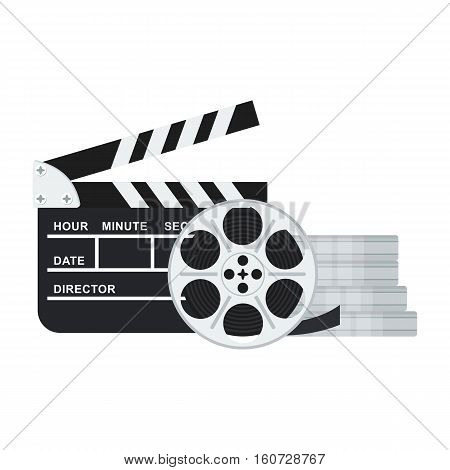 Clapperboard And Babina Film