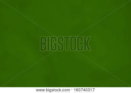 continuous smooth texture and background of paper or fabric of green color
