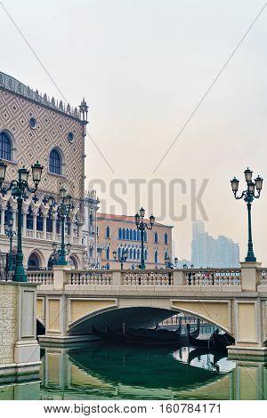 Quay And Venetian Macao Hotel And Casino Luxury Resort Macau