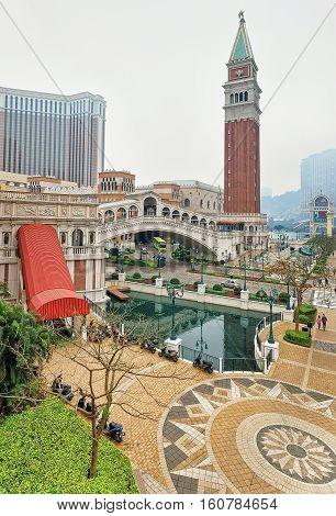 Venetian Macao Casino And Hotel Luxury Resort China