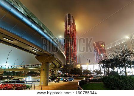 City Of Dreams Macau Resort China