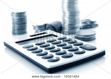 Calculation of financial growth and investment