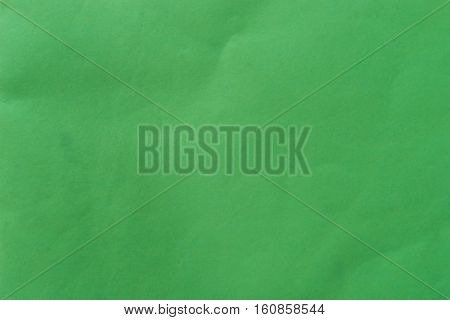 Green Crease paper for texture and background