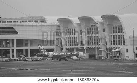 Airasia Terminal In Kuala Lumpur Airport
