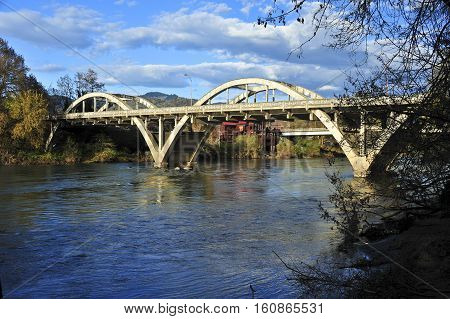 This is a photo of a bridge.