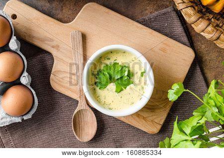 Homamade Tartar Mayo Sauce