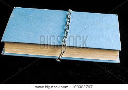 Secret Book And Chain