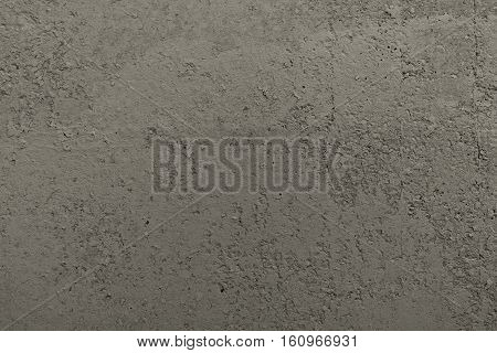 Stucco grey wall background or texture.Plaster, plaster texture, plaster background. Grey wall, grey background.Color plaster.