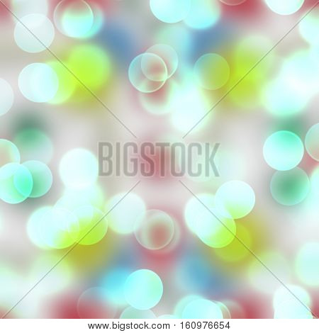 Abstract Light. Shiny Booked Magic Glowing Background.