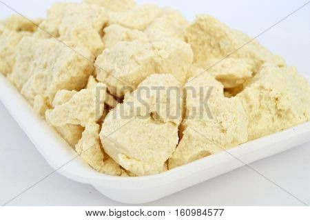 Plates in the village overalls cheese pictures stock photography