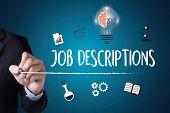 JOB DESCRIPTIONS Human resources employment team management JOB DESCRIPTIONS PERFORMANCE MANAGEMENT JOB DESCRIPTIONS Hiring a new employee or recruitment to JOB DESCRIPTIONS poster