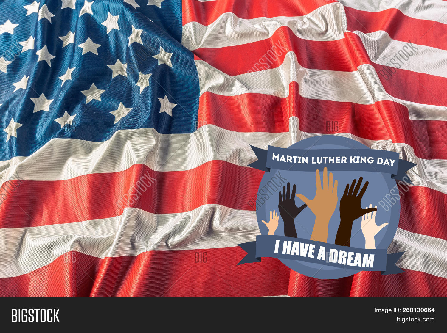 Happy Martin Luther Image Photo Free Trial Bigstock