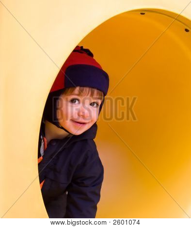 Parent'S Delight, Peek A Boo Boy