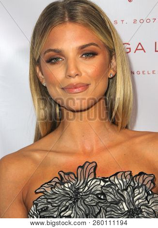 AnnaLynne McCord arrives at the 9th Annual Face Forward Gala at the Beverly Wilshire Hotel in Beverly Hills, CA on Sept. 22, 2018.