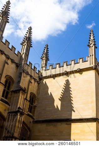 Bodleian Libraries Is The Largest University Library System In The Uk And Include One Of The Oldest