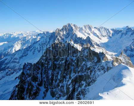 Chamonix Mountain