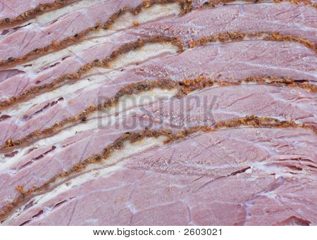 Pastrami Slices