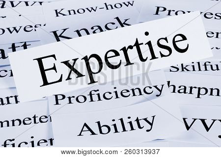 A Conceptual Look At Expertise, Proficiency, Know-how, Ability