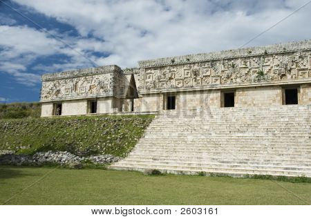 Palace Of The Governor, Uxmal