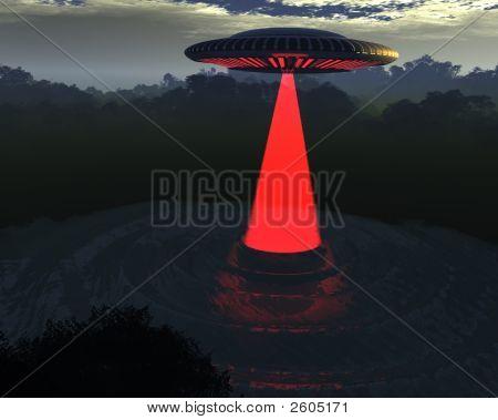 Ressources Extracting Alien