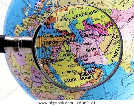 Nahen Osten im Fokus