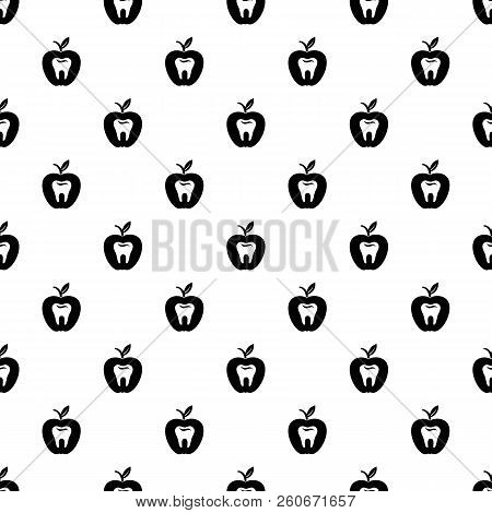 Hard Tooth Icon. Simple Illustration Of Hard Tooth Vector Icon For Web